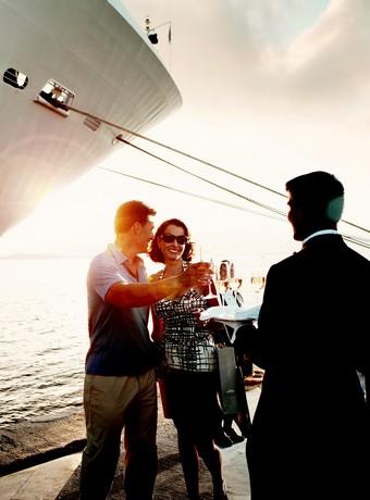 Silversea Cruises, croisières de luxe
