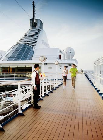 Vos activités à bord de Silversea Cruises