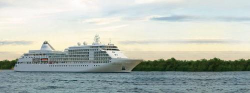 Vacances de luxe sur le Silver Whisper