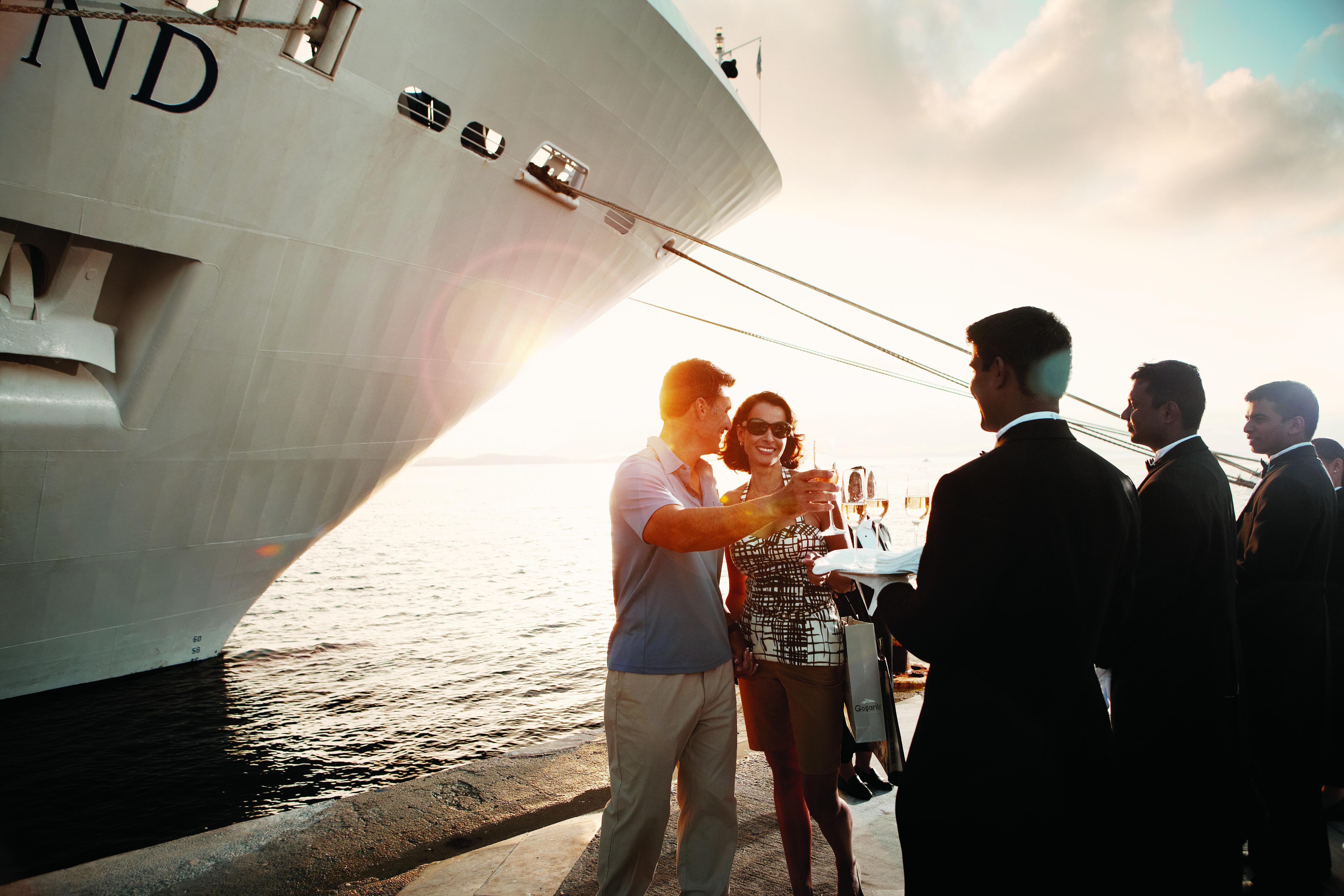 Bienvenue chez Silversea Cruises