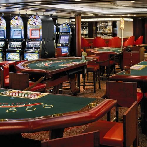 Croisières Casino Silversea Cruises