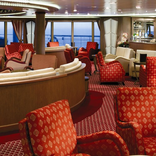 Croisière Panorama Lounge Silversea