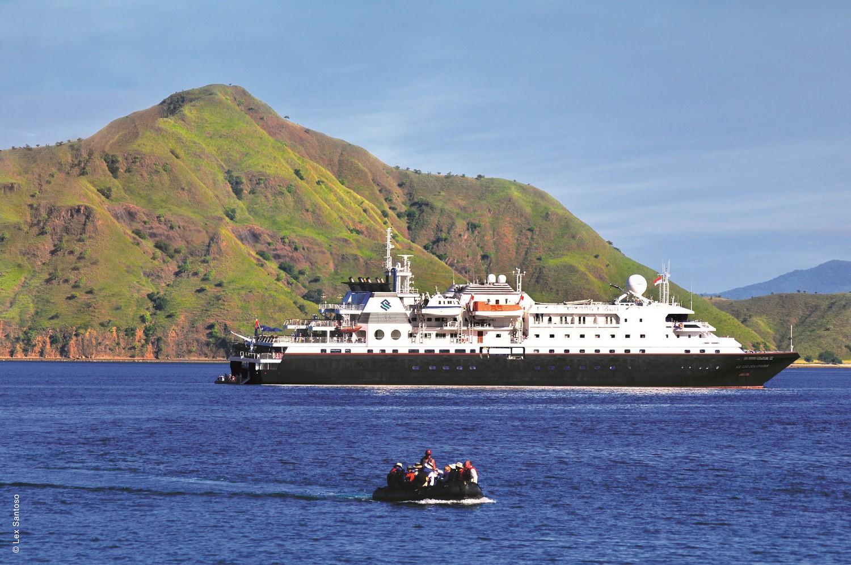 Croisière de luxe Silver Discoverer, Silversea Cruises
