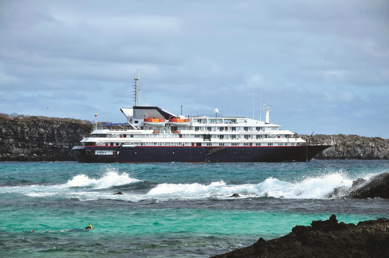 Croisières Silver Galapagos, Silversea Cruises
