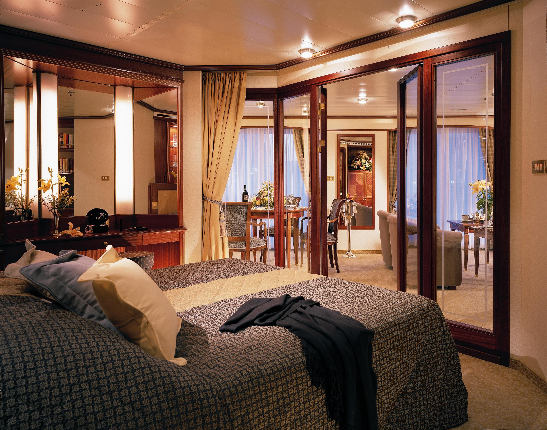 Silversea Cruises - croisières de luxe avec suite sur mesure