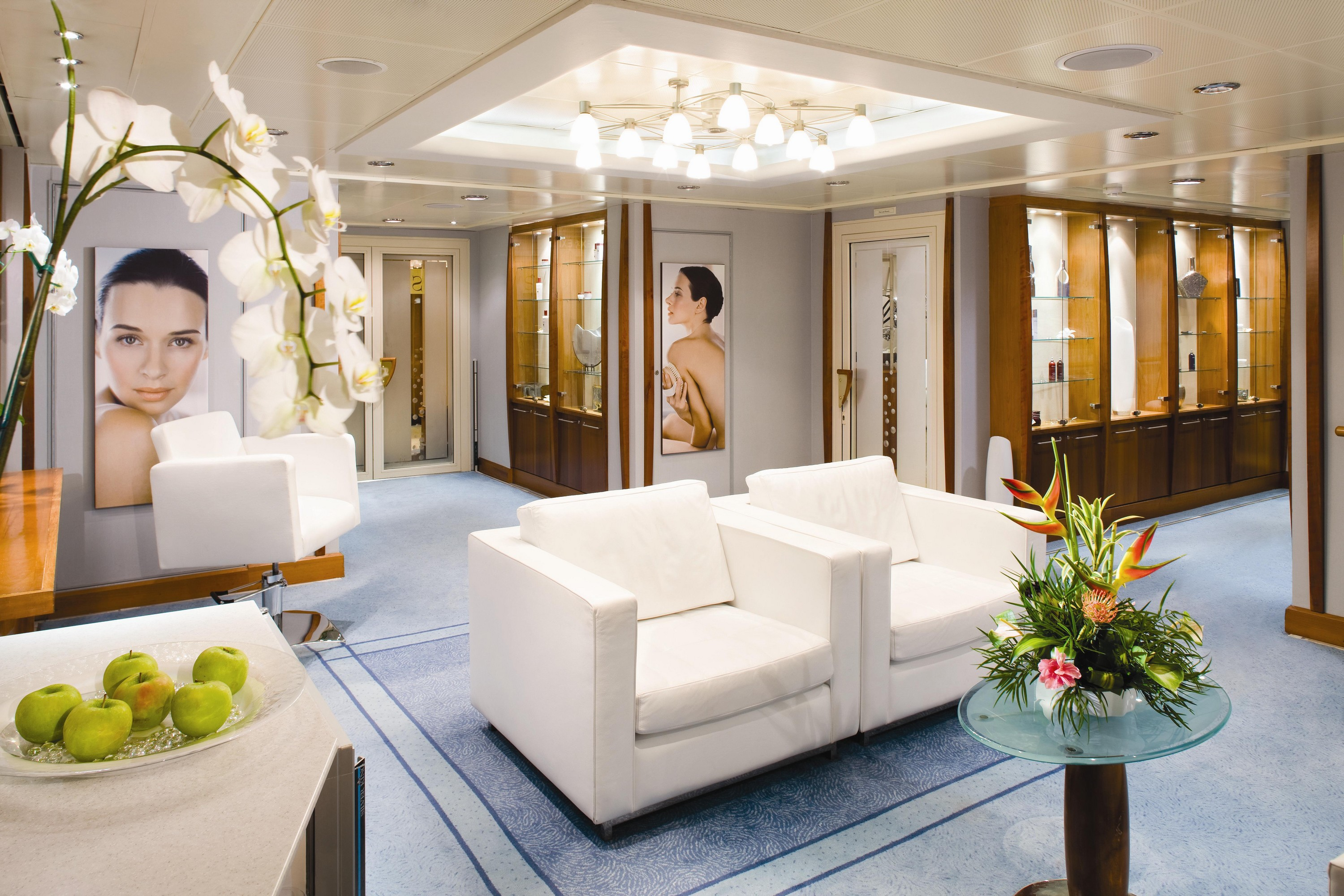 Spa Silversea Cruises