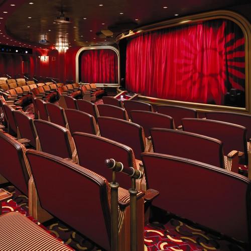 Theatre Silversea