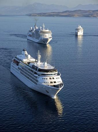 Navires de croisières de luxe Silversea Cruises